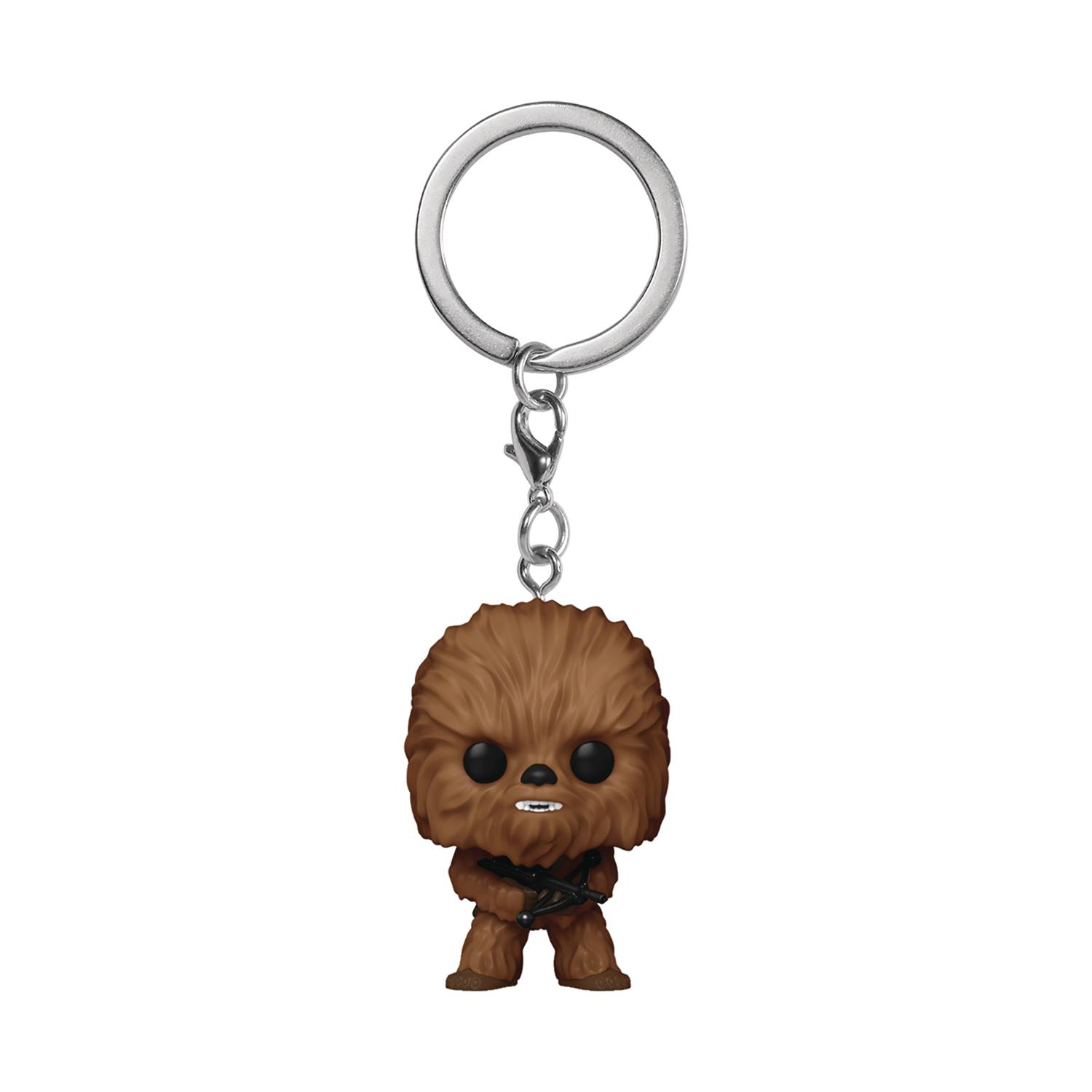 POCKET POP STAR WARS CHEWBACCA KEYCHAIN (NOV208717)