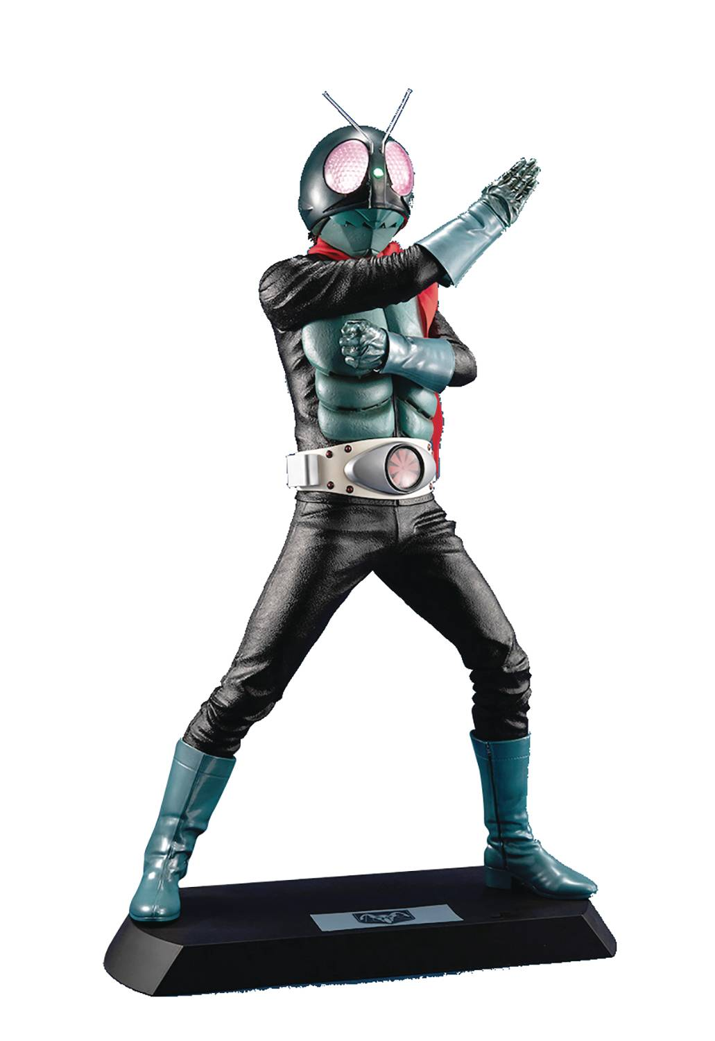 ULTIMATE ARTICLE MASKED RIDER ORIGINAL NO 1 FIGURE