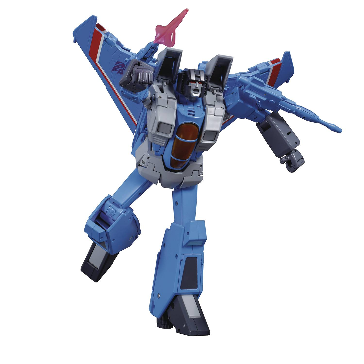 TRANSFORMERS MASTERPIECE MP52 PLUS THUNDERCRACKER AF  (