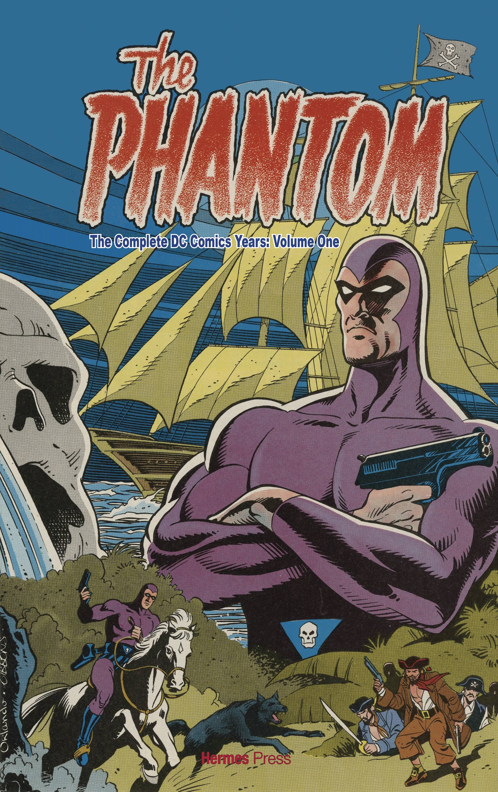 COMPLETE DC COMICS PHANTOM HC VOL 01 (OF 3)