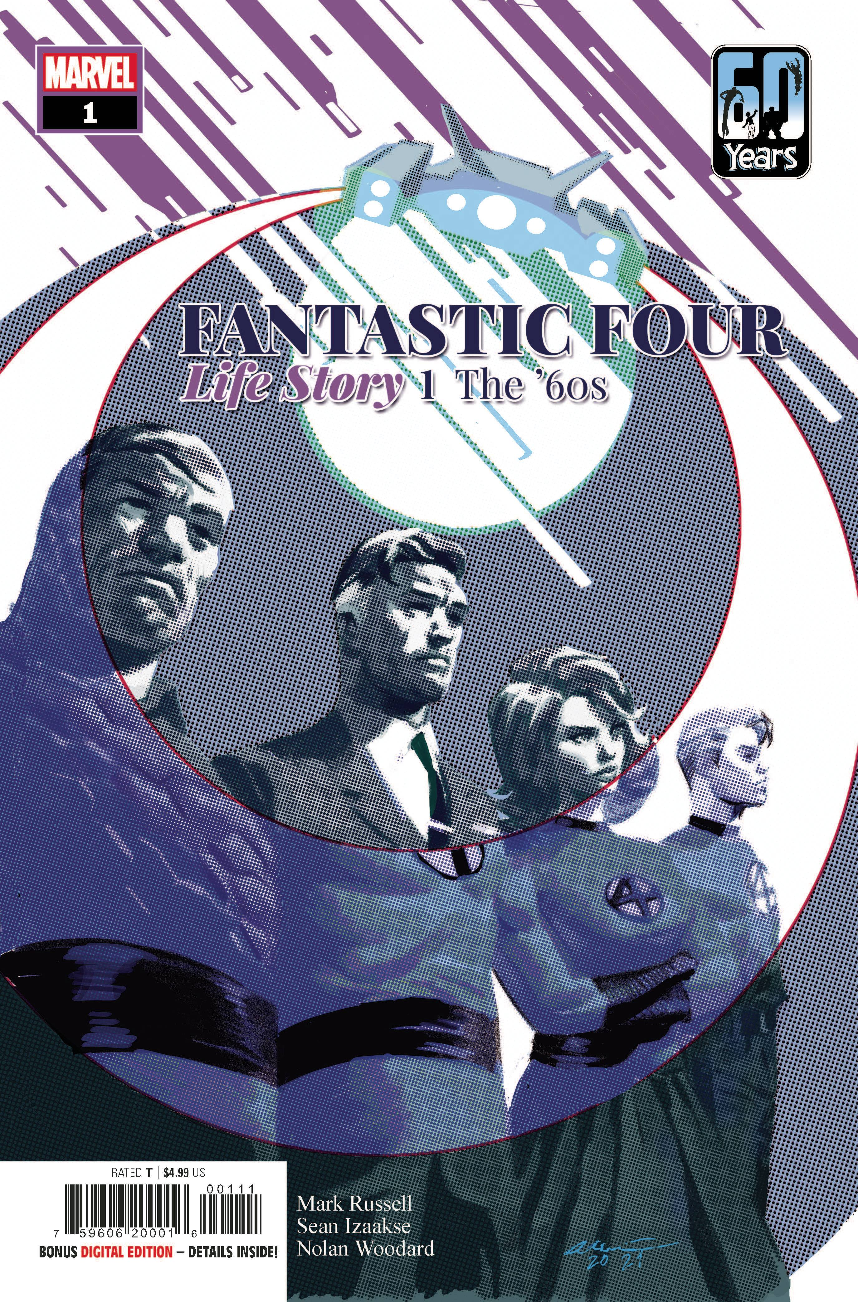 FANTASTIC FOUR LIFE STORY #1 (OF 6)