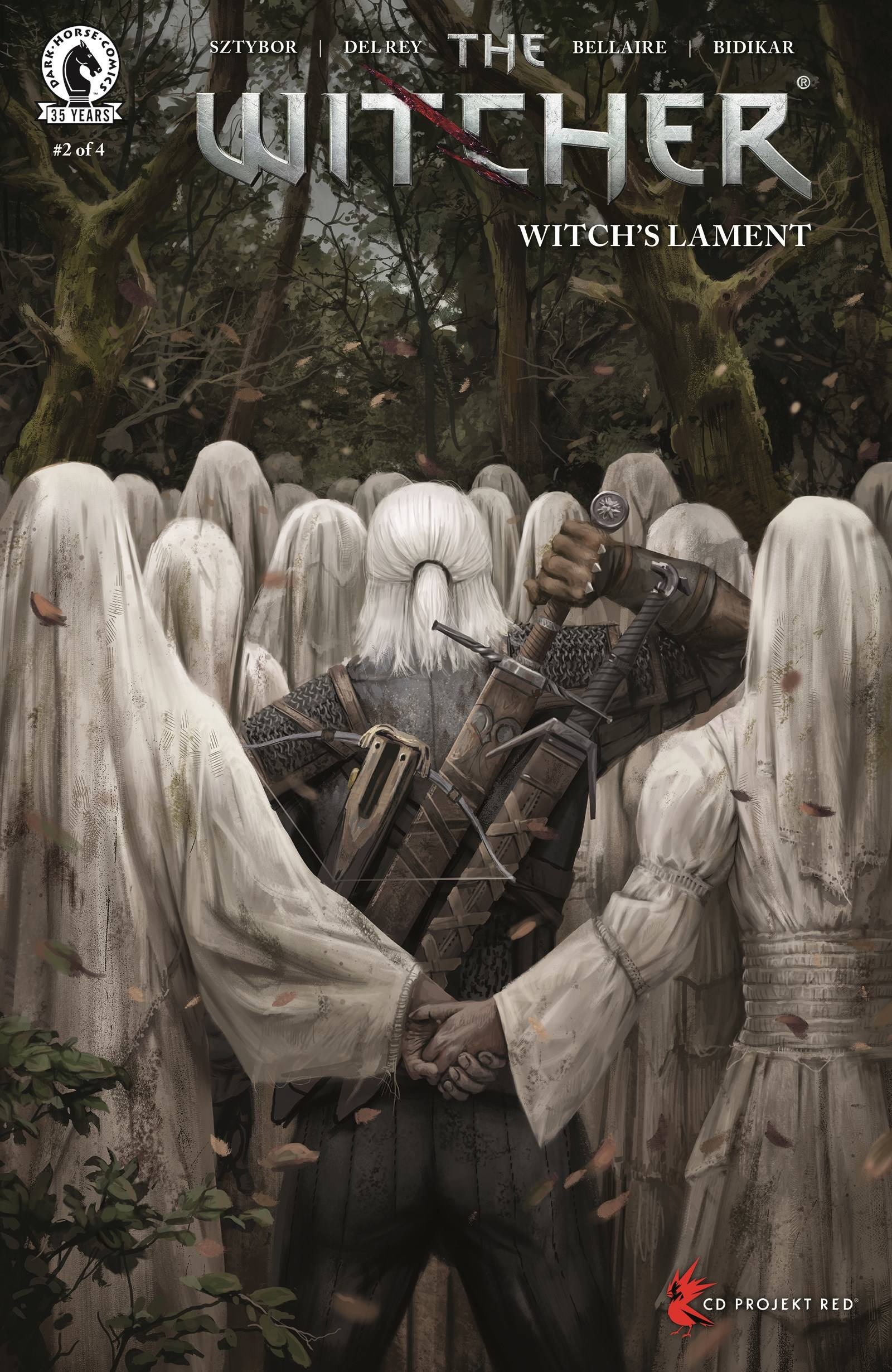 WITCHER WITCHS LAMENT #2 (OF 4) CVR C KOIDL