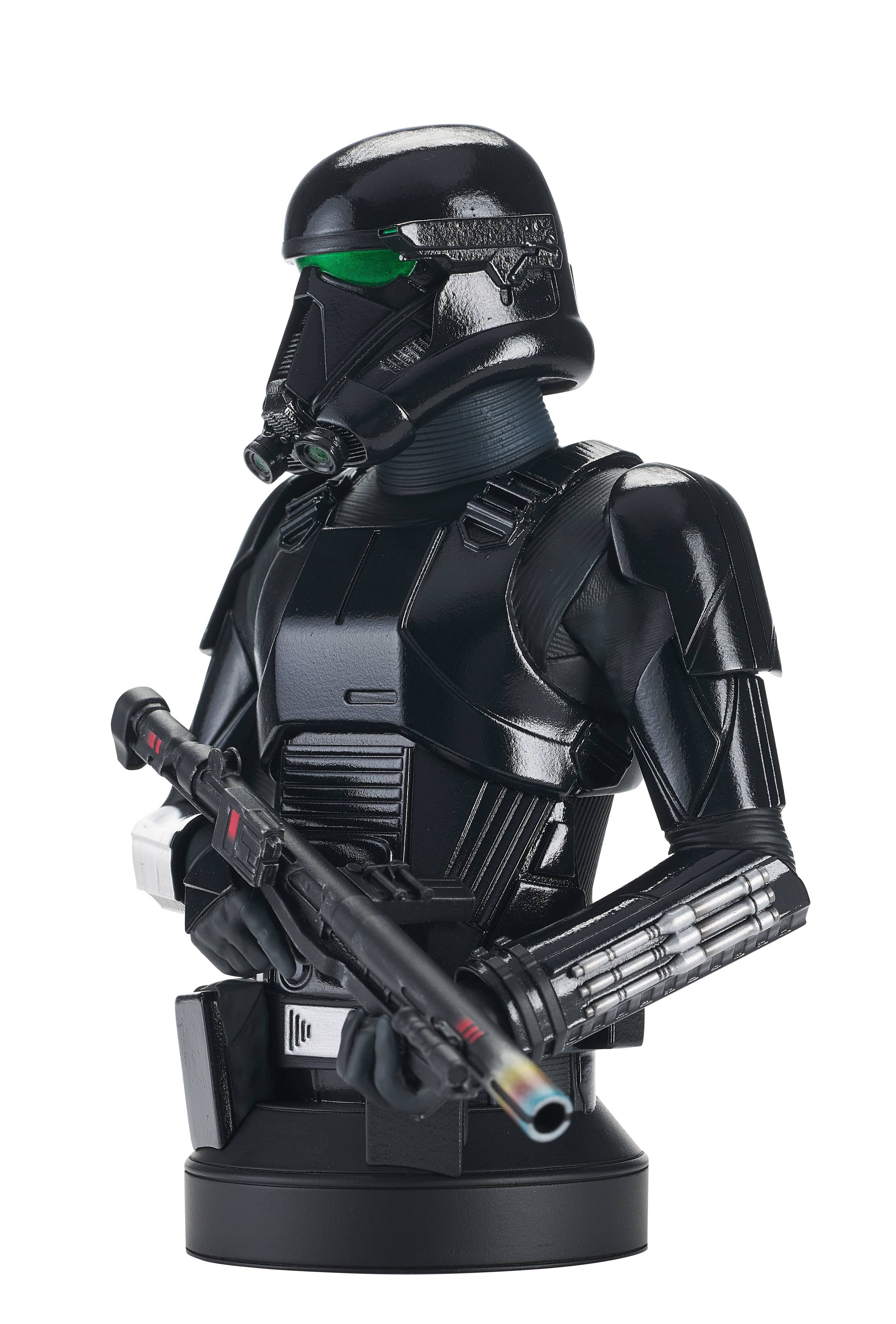 STAR WARS MANDALORIAN DEATH TROOPER 1/6 SCALE BUST