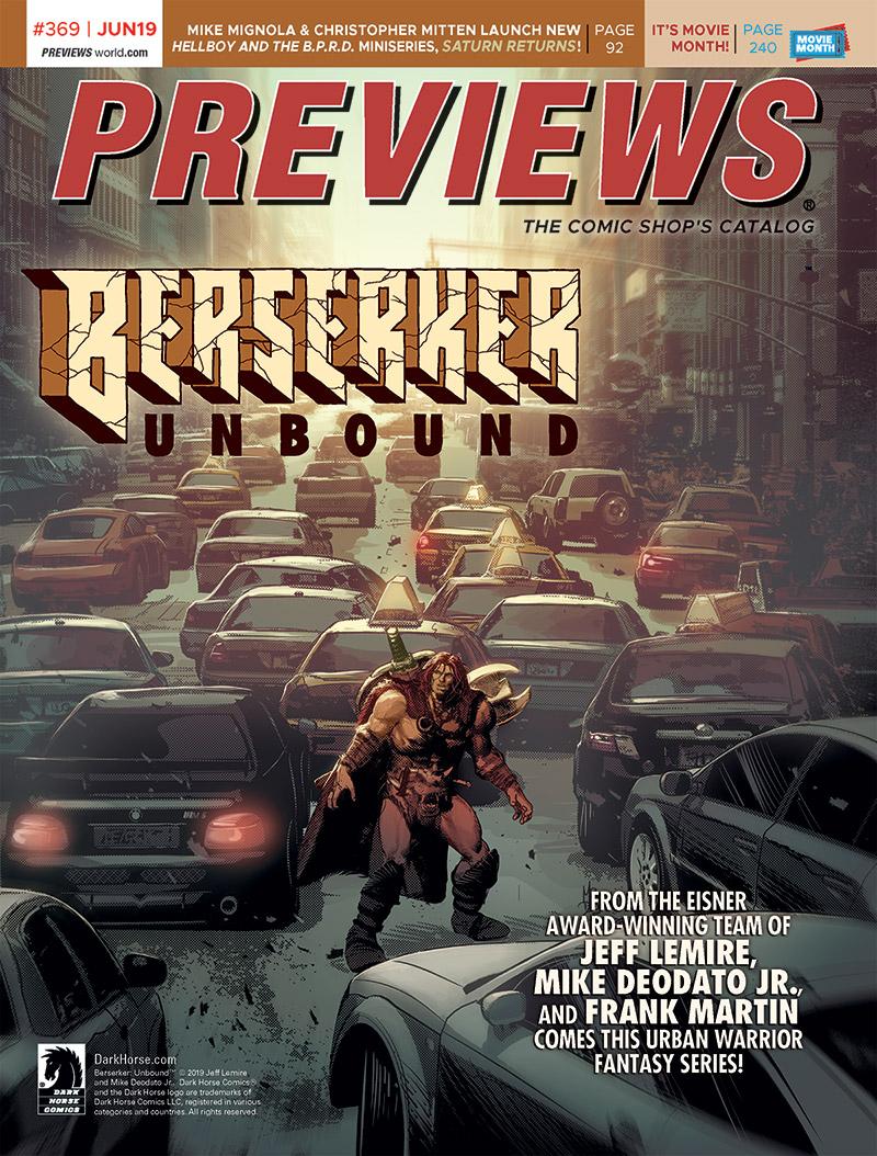 PREVIEWS Catalog - Previews World