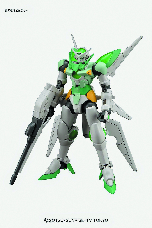 Previewsworld gundam hg build fighter g portent 1 144 for Portent gundam hg