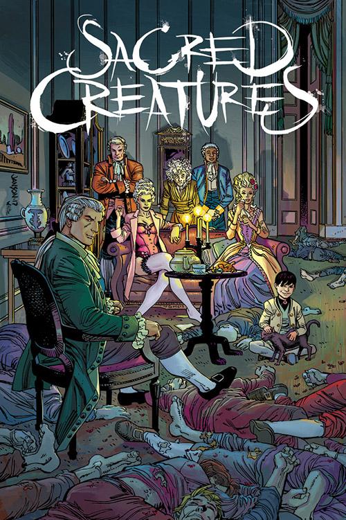 book of supernatural creatures pdf