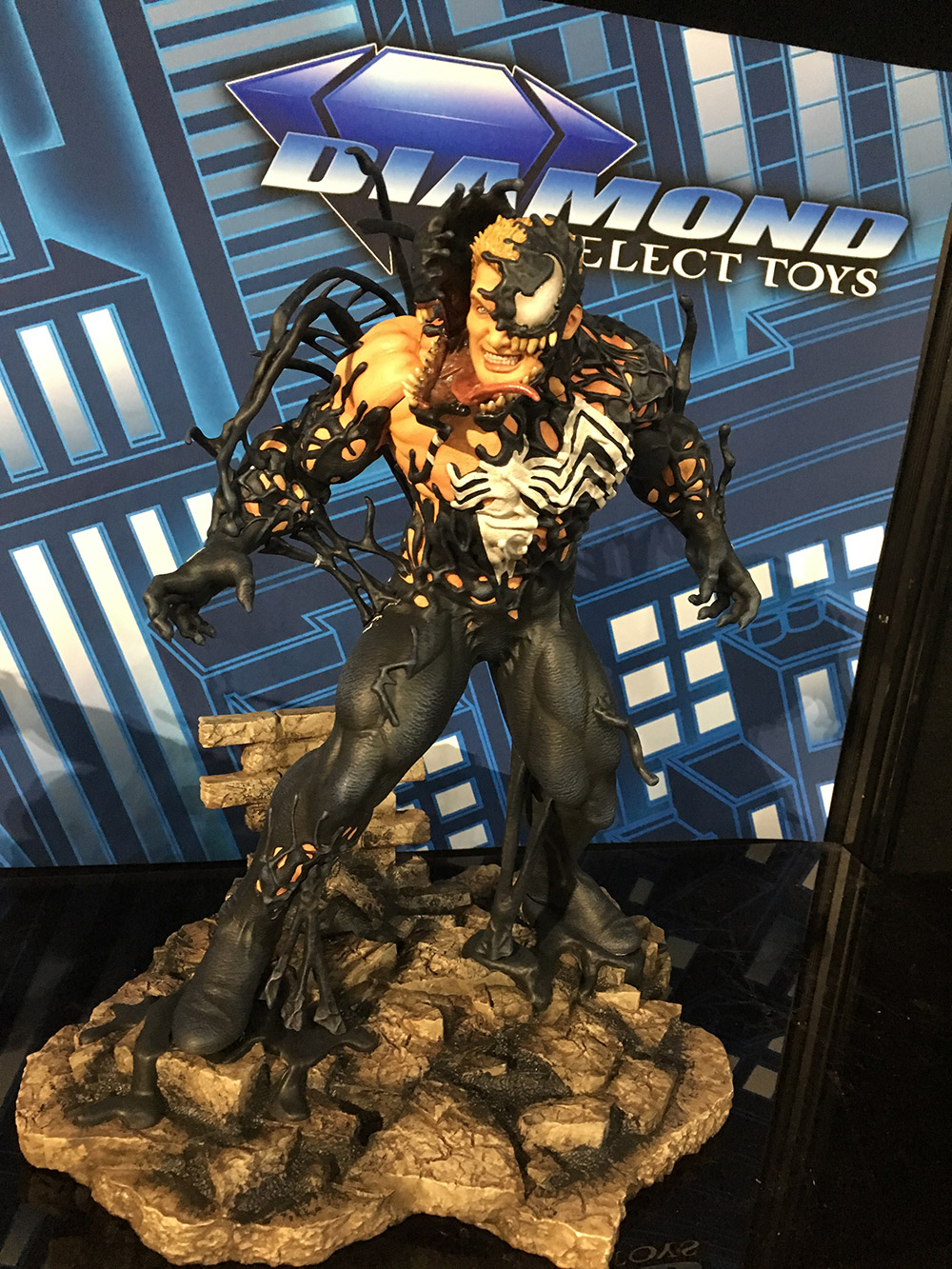 Toy Fair 2018 New Marvel Gallery Pvc Statues From Diamond
