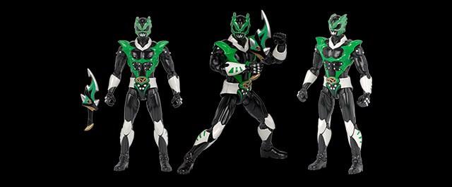 Bandai Reveals SDCC Exclusive Power Rangers Figures - Previews World