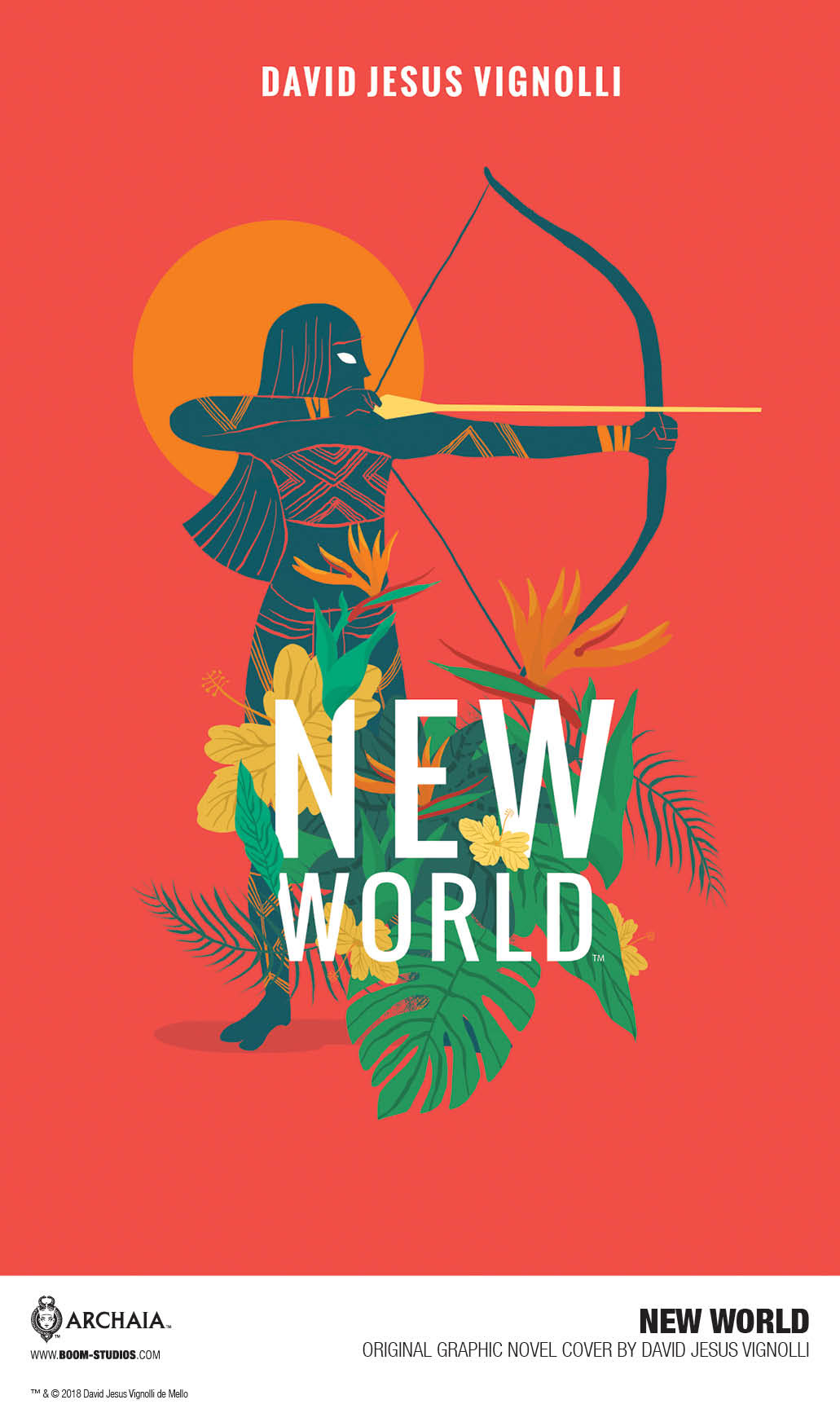 New Graphic Novels 2019 BOOM! Studios Heads to