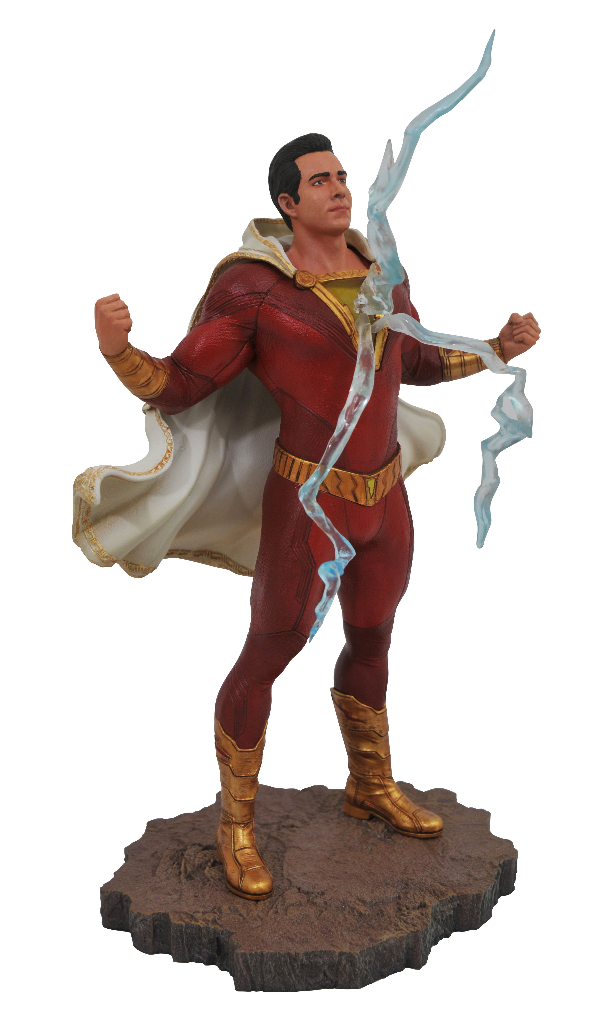 Diamond Select Toys Powers Up With Shazam Collectibles