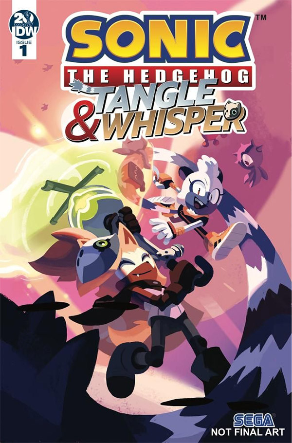 Flynn Talks Tangle Whisper And The Summer Of Sonic Previews World