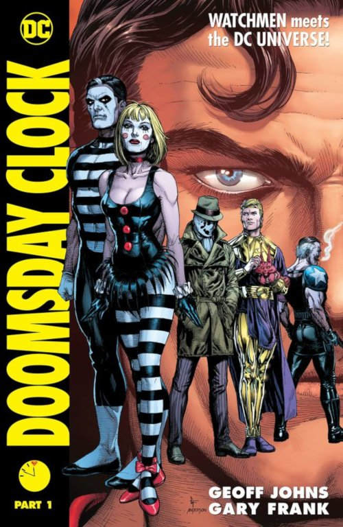 DC Comics -- Doomsday Clock Part 1