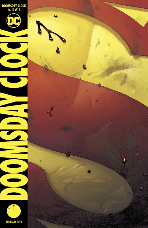 DC Comics -- Doomsday Clock #12