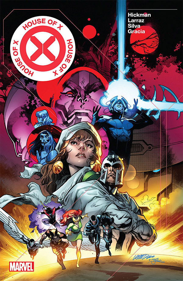 Marvel Comics -- House of X/Powers of X
